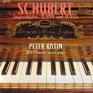 Bild für 'Impromptu D935 No. 4 In F Minor - Allegro Scherzando (------)'