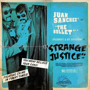 Image for 'Strange Justice EP'