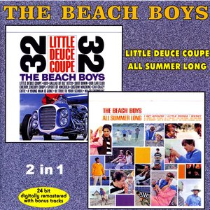 Image for 'Little Deuce Coupe / All Summer Long'
