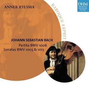 Imagen de 'Bach: Pariata/Sonaten (2)'