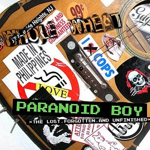 Image for 'Paranoid Boy (The Lost, Forgotten, and Unfinished)'