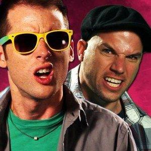 Bild för 'Epic Rap Battles Of History'