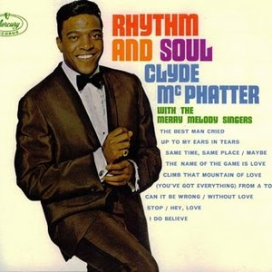 Image for 'Clyde McPhatter'