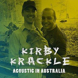 """Acoustic In Australia""的封面"