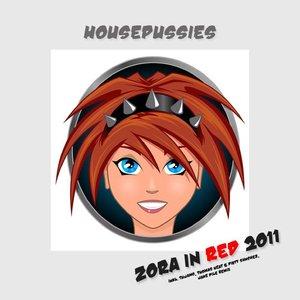 Imagen de 'Zora in Red'
