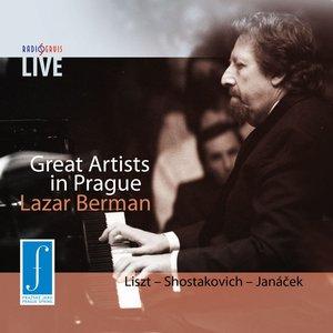 Image for 'Great Artists in Prague - Lazar Berman'
