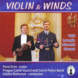 Image for 'Violin & Winds'