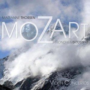 Image for 'Mozart: Violin Concertos'