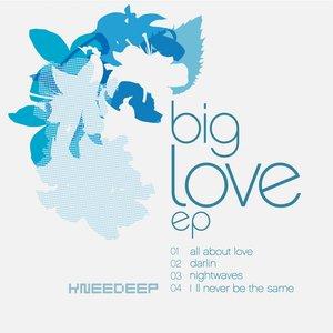 """Big Love EP""的封面"