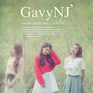 Imagen de 'Gavy NJ The 6th Album Part.2 'She''