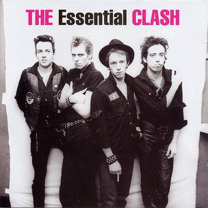 Image for 'The Essential Clash'