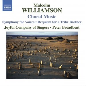Image for 'WILLIAMSON: Choral Music'