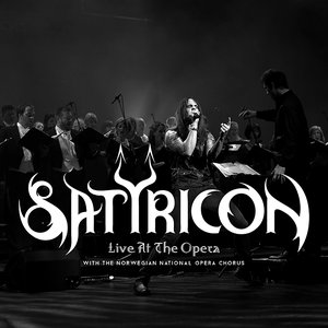 Image for 'Live at the Opera'