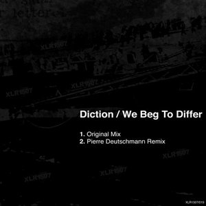 Image for 'We Beg To Differ'