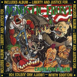 Image for 'Cause For Alarm / Liberty And Justice For...'