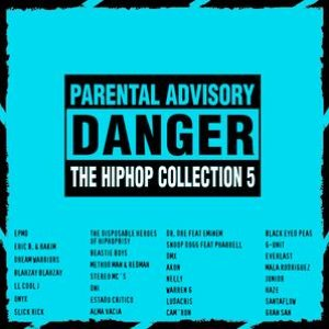"Image for 'Danger ""The Hip Hop Collection 5""'"