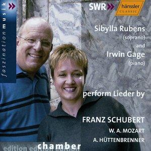 Image for 'Mozart / Schubert / Huttenbrenner: Lieder'