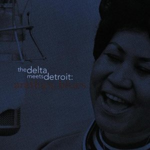 Image for 'The Delta Meets Detroit: Aretha's Blues'