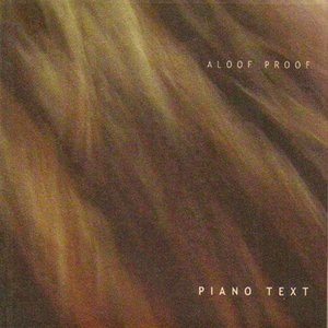 Image for 'Piano Text'