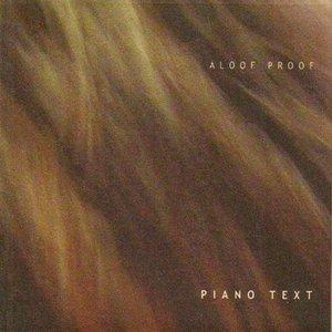 Immagine per 'Piano Text'