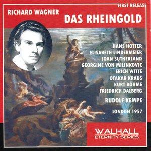 Image for 'Richard Wagner : Das Rheingold (London 1957)'