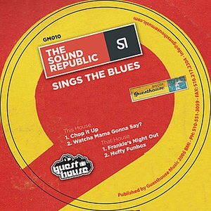 Image for 'Sound Republic Sings the Blues EP'