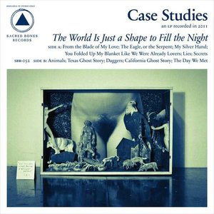 Image for 'The World Is Just a Shape to Fill the Night'
