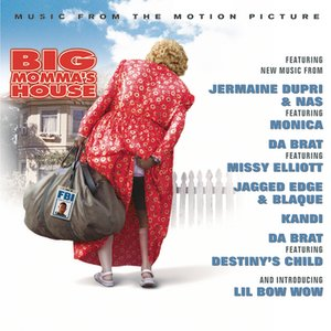 Image pour 'Big Momma's House - Music From The Motion Picture'