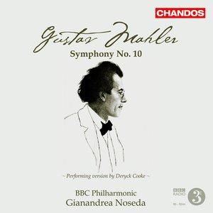 Immagine per 'Mahler: Symphony No. 10'