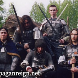 Image for 'Pagan Reign'
