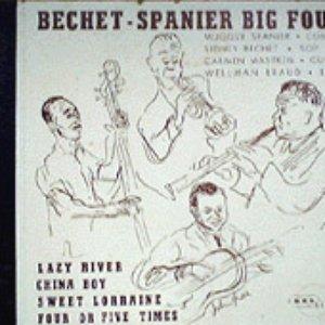 Image for 'Bechet-Spanier Big Four'