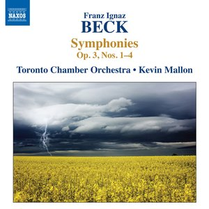 Image for 'Beck: Symphonies, Op. 3, Nos. 1-4'