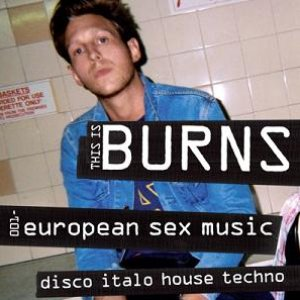 Image for 'This Is Burns 001: European Sex Music'