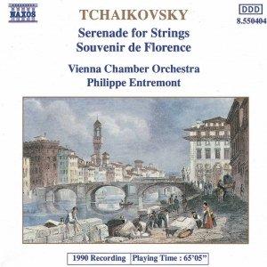 Image for 'Serenade for Strings in C Major, Op. 48: I. Pezzo in Forma Di Sonatina'