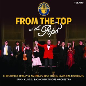 Image for 'From The Top at the Pops'