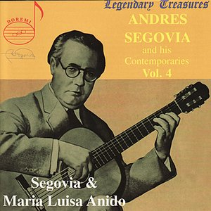 Immagine per 'Segovia and His Contemporaries - Vol. 4'