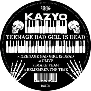 Image for 'Teenage Bad Girl Is Dead'