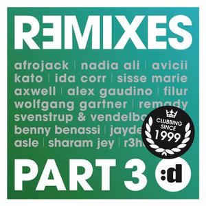 Image for 'disco:wax presents: Remixes Part 3'