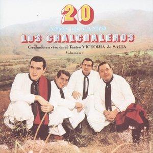 Image for '20 Años De Canto - Volumen 1'
