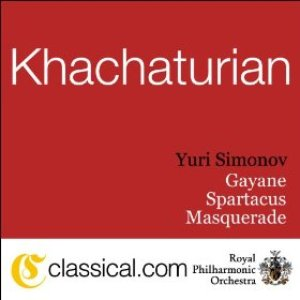 Image for 'Aram Il'Yich Khachaturian, Gayane'