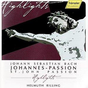 Image pour 'J.S. Bach: St. John Passion Highlights'