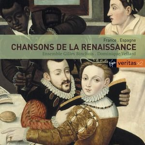 Image for 'Songs of the Renaissance: France/Spain'