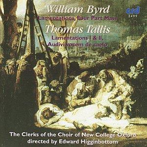 Image for 'Byrd, Lamentations: De Lamentatione'