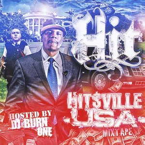 Image for 'Hitsville USA - The Mixtape'