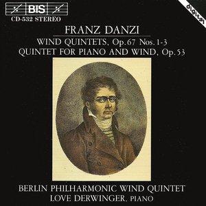 Image for 'Danzi: Wind Quintets, Vol. 1'