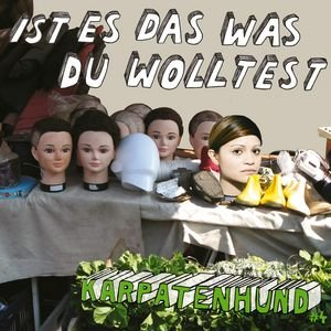 Image for 'Ist Es Das Was Du Wolltest / Trinklied'