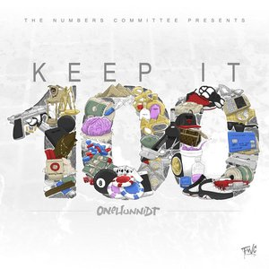 Image for 'Keep It 100'