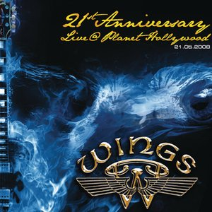 Image for 'Wings 21st Anniversary Live @ Planet Hollywood'
