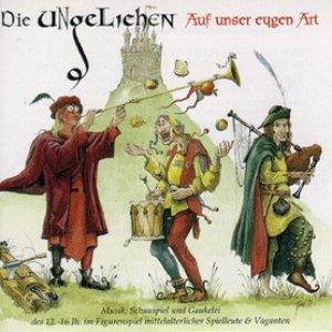 Image for 'Auf unser eygen Art'