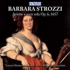 Image for 'Strozzi: Ariette a voce sola, Op. 6'
